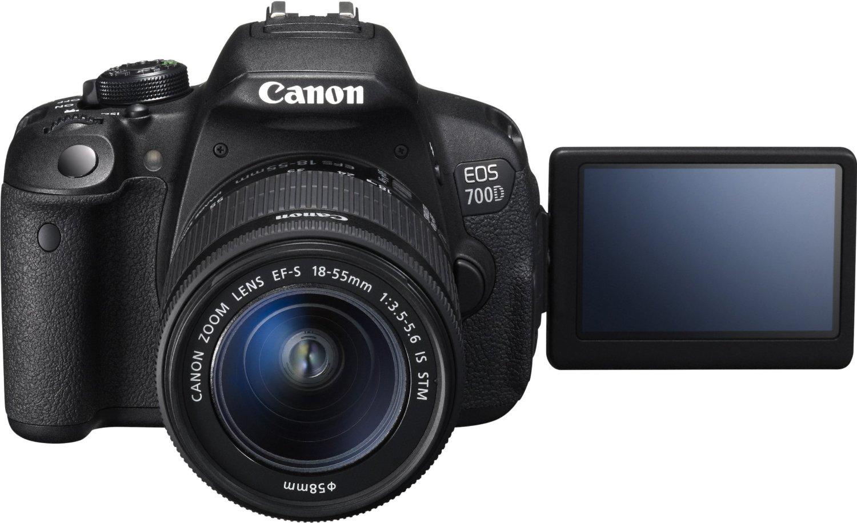 Máy ảnh canon eos 700d