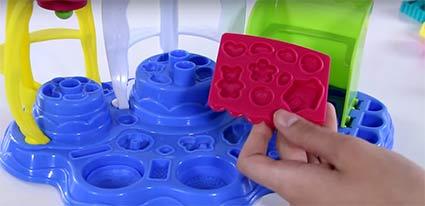 Khuôn tạo hình, tiệm bánh vui vẻ, Play-Doh A0318, đất nặn, đất sét nặn