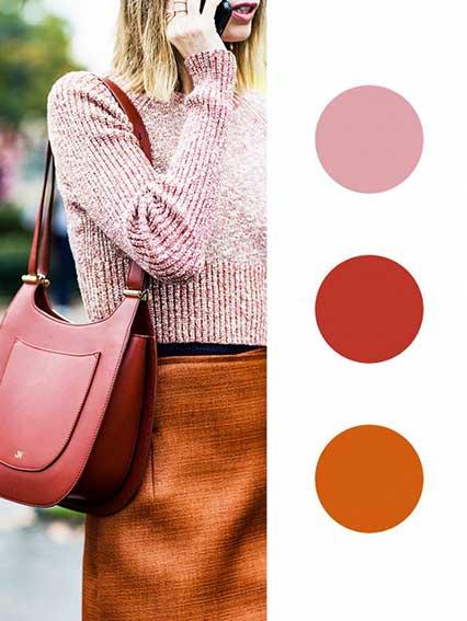 Xu hướng màu sắc thời trang mùa thu 2015