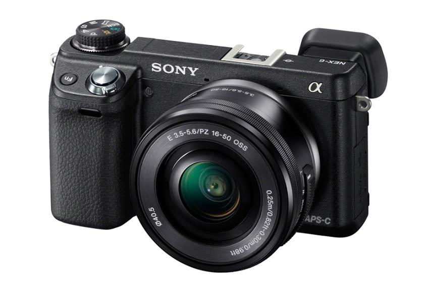 Máy ảnh không gương lật (mirrorless camera)
