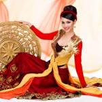 Bộ sưu tập quốc phục Việt Nam qua 8 mùa Miss Universe
