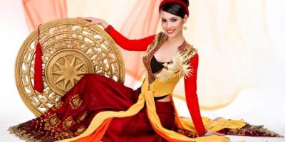 Bộ sưu tập quốc phục Việt Nam