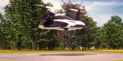 Xe bay tương lai