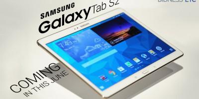 Galaxy Tab S2, những con số làm nên siêu phẩm
