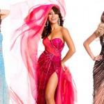 Phạm Hương đọ trang phục dạ hội với các Hoa hậu Hoàn vũ