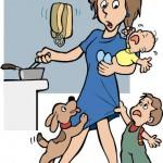 Phòng chống stress trong gia đình