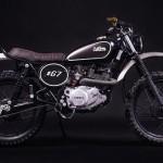 CRD 67 – chiếc Yamaha độ scrambler đầy chất cổ điển