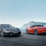 Diện kiến tân binh Porsche 718 Boxster và 718 Boxster S
