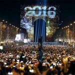 Thế giới chào năm mới 2016