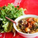 Ẩm thực Hà Thành – Bún ốc Phủ Tây Hồ