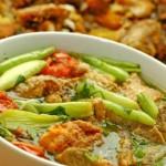 Ẩm thực Hà Thành – Bún cá