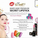 Son Dưỡng Môi It's Well Plus – Maryjane Premium Secret Lipstick