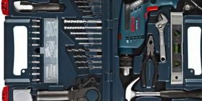 Máy khoan động lực Bosch GSB 10 RE SET