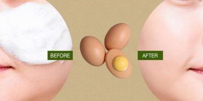 Sữa rửa mặt tẩy da chết quả trứng Holika Holika