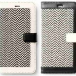 Bao Da iPhone 6 Plus Zenus Herringbone Diary