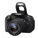 Máy Ảnh Canon EOS 700D Và Lens 18-55 STM