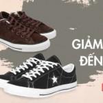 Giày converse – giảm giá sốc đến 50%