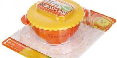 Chén Tập Ăn Simba Hình Bánh Quy P3341