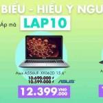 Laptop tiêu biểu – Hiểu ý người dùng Giảm 10%