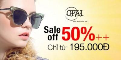 Mắt kính thời trang Opal