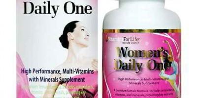 Vitamin hàng ngày cho nữ giới