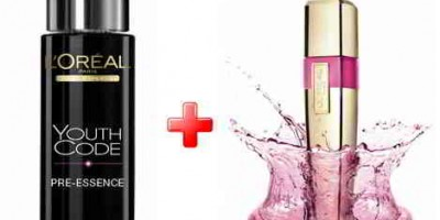 L'oreal Dex Youth Code Pre - Essence
