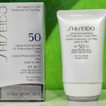 Kem chống nắng Shiseido Urban Environment UV Protection Cream Plus SPF 50 50ml