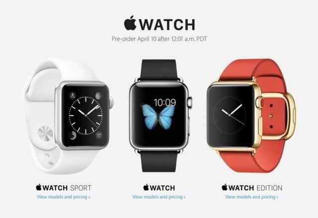 người dùng Apple Watch
