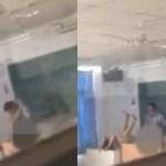 """Dân mạng sôi sục vì """"đi tìm"""" clip quay lén cảnh sex giữa giảng viên và sinh viên ngay trong lớp học"""