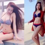 Bộ ảnh bikini trước và sau sinh của Elly Trần hé lộ điều gây choáng