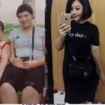 Không có con gái xấu, chỉ là chưa biết giảm cân