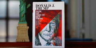 'Nước Mỹ què quặt' qua góc nhìn của Donald Trump