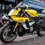 Chi tiết Yamaha YZF-R1 60th Anniversary Edition tại Việt Nam