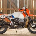 BMW giới thiệu Concept Lac Rose lấy cảm hứng từ xe đua Paris-Dakar những năm 80