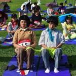 """""""Ngồi không"""", môn thể thao độc nhất vô nhị chỉ có ở Hàn Quốc"""