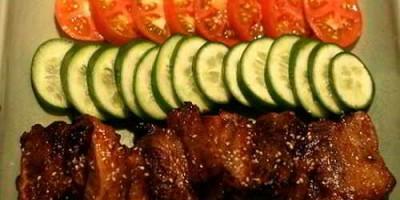 Bò nướng Lạc cảnh - món ngon trứ danh đất Nha Trang