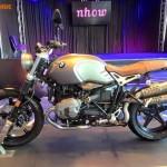 Chi tiết BMW R nine T Scrambler giá rẻ sắp về VN