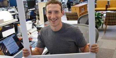 CEO Facebook vô tình để lộ mẹo bảo mật thô sơ