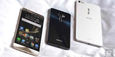 Zenfone 3 và Zenbook 3