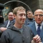 CEO Facebook bị hack một loạt tài khoản mạng xã hội