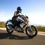 BMW G310R – đối thủ Yamaha MT-03