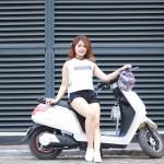 Anbico Dina – Mẫu xe điện tiện ích, thông minh và dễ thương của bạn