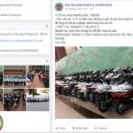 Facebook giả Cục Hải quan rao bán SH, Exciter, LX Vespa giá 'bèo'