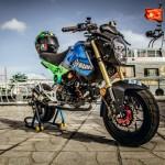 Honda MSX phong cách biển của dân chơi Việt