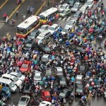 Văn hóa nhường nhịn trong giao thông
