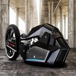BMW Titan – Chiếc xe dành cho Batman