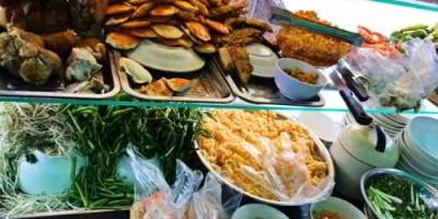 Quán bánh canh cua lạ miệng ở Sài Gòn