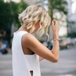 Lợi thế thời trang của một cô nàng tóc ngắn