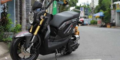 scooter Honda Zoomer X