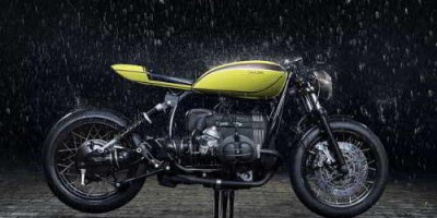BMW R100R Custom độ Cafer Racer